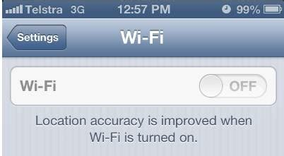 iphone 4s wifi greyed out yay for ios 6 1 grey wi fi iphone bug is fix aww snap