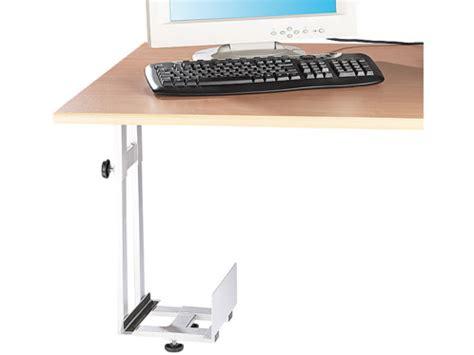 tour pour pc de bureau support universel pour tour pc de bureau largeur réglable