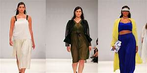Plus-Size Runway Show At London Fashion Week Proves 'High ...