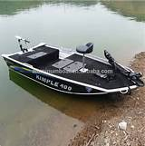 Pictures of Bass Pro Aluminum Boats