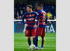Barcelona Neymar's message for Messi AScom