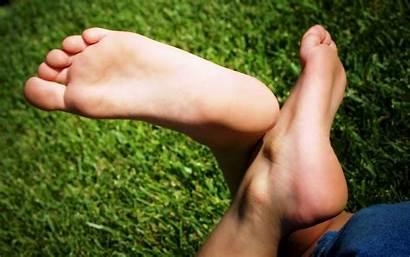 Feet Desktop Child Barefoot Wallpapers Mobile