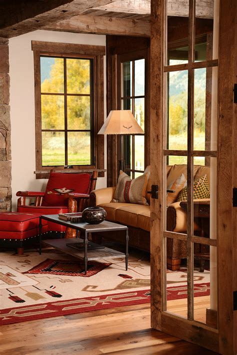 Wonderful Mission Style Living Room Furniture Pieces To Be
