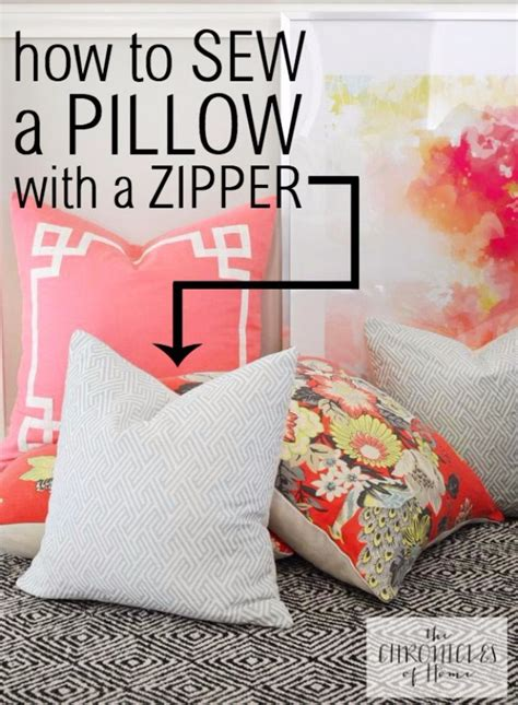 how to sew a pillow crafty sewing projects for the home diy
