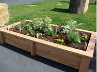 raised bed garden ideas Garden Bed Ideas for Various Beautiful Garden Designs