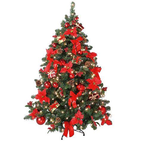 Geschmückte Weihnachtsbäume Christbaum Dekorieren by Deko Weihnachtsbaum Mit Led 240 Cm Hoch Dekoration Bei