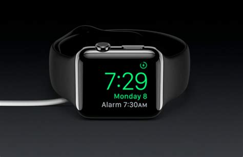 How To Use Nightstand Clock Mode On Apple Watch