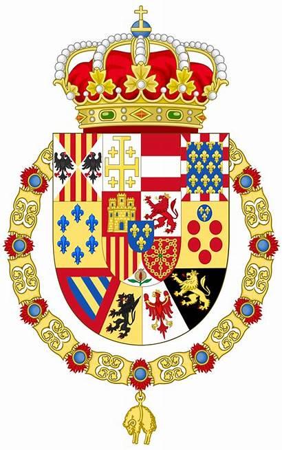 Barcelona Arms Coat Royal Spain Count Juan