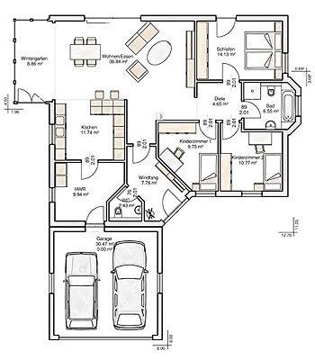 grundriss bungalow 120 qm grundriss bungalow 120 qm mit garage