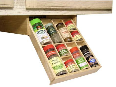 Spice Rack Design by Creative Kitchen Storage Idea Cabinet Spice Rack