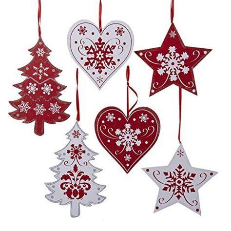 scandinavian christmas tree decorations nordic