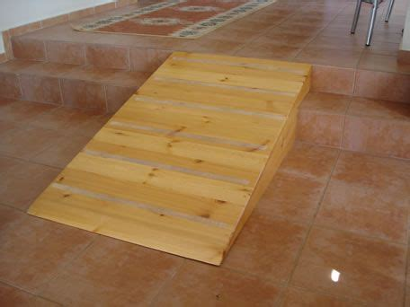wooden ramp ideas  pinterest wheelchair ramp wheelchair ramp slope  ramps