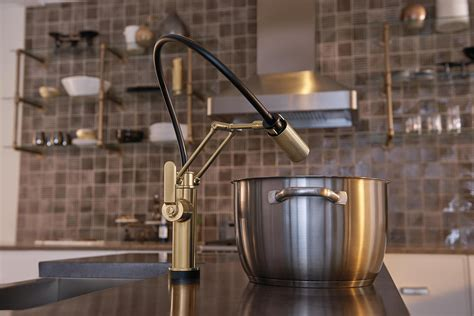 Brizo Articulating Kitchen Faucet by 2017 Kitchen And Bath Industry Show