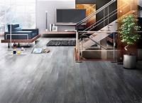 gray hardwood floors Grey Wood Floor Stain Refinished | Flooring Ideas | Floor Design Trends