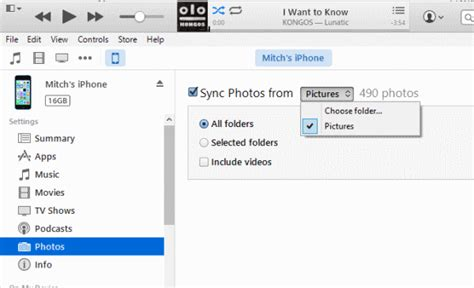 how do i print pictures from my iphone itunes 12 how to transfer photos from pc to iphone ipod