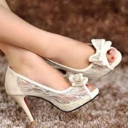 ivory bridesmaid shoes vintage style ivory white lace genuine leather wedding shoes bridesmaids shoes
