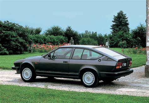 Alfa Romeo Gtv 6 2.5 116 (1980–1983) Pictures