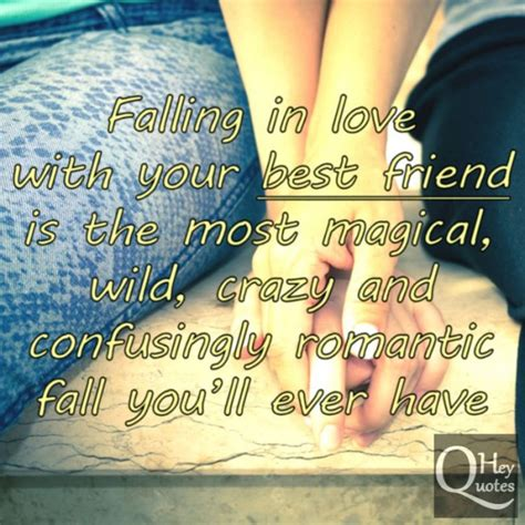 Friends Falling In Love Quotes Quotesgram