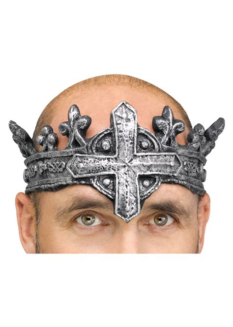 Medieval King Gothic Crown - Gothic Costumes