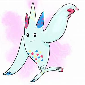 Mega Togekiss by Hait00 on DeviantArt