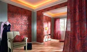 Tapeten Mit Muster : tapete mit muster planungswelten ~ Eleganceandgraceweddings.com Haus und Dekorationen