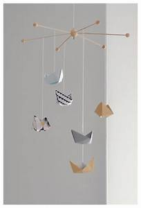 Mobile Basteln Origami : 25 best ideas about nordic style on pinterest nordic design child room and modern kids beds ~ Orissabook.com Haus und Dekorationen
