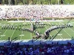 Furman University Paladin Regiment Marching Band - YouTube
