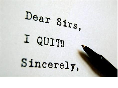 contoh surat resign pengunduran diri terbaru