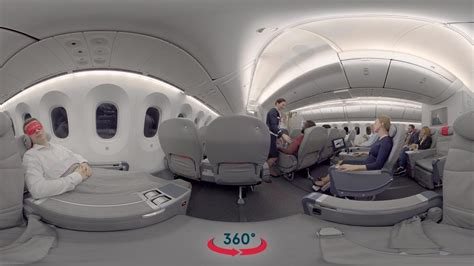 experience norwegians  dreamliner premium cabin youtube