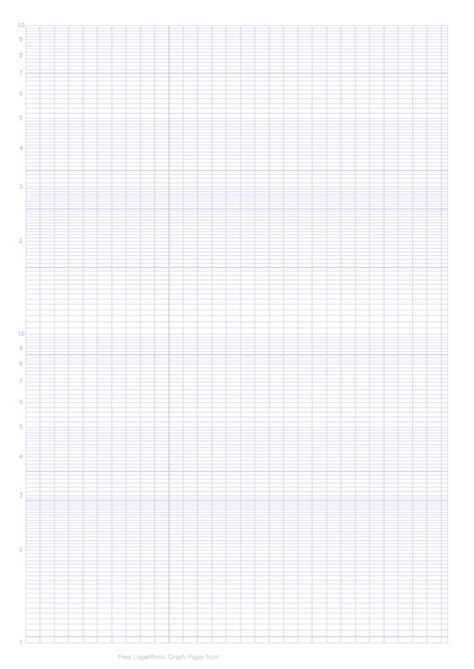 logarithmic graph paper printable