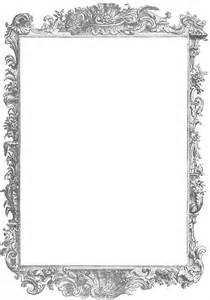 Beautiful Borders and Frames