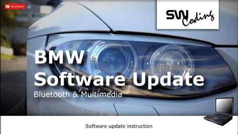 Bmw Software Update Für Bluetooth Und Multimedia Beim Cic