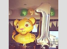 The Lion King A first birthday party Parent24