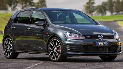 Volkswagen Golf Gti Performance 2016 Review