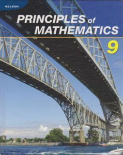 nelson principles  mathematics  textbook  gifted child