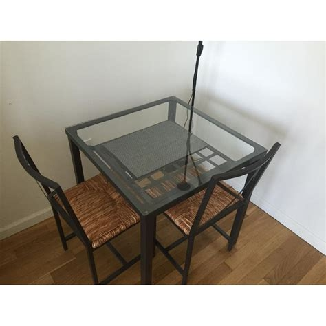 ikea granas dining table w 2 chairs dining and