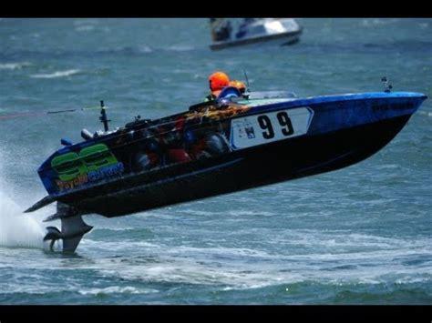 Catalina Race Boats by Australian Water Ski Racing Chionship Newcastle