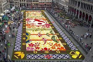 Tapis De Fleurs : tapis de fleurs 2016 flower carpet ~ Melissatoandfro.com Idées de Décoration