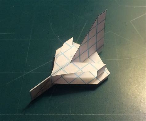 How To Make The Super Starfighter Paper Airplane