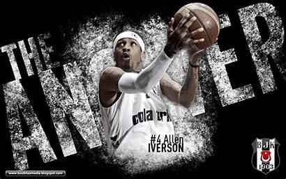 Iverson Allen Besiktas Basketball Wallpapers Beşiktaş Turkey