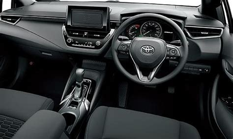 toyota corolla sport hybrid pictures front photo
