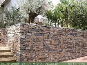Treillis Soudé Castorama : gabion double torsion ~ Melissatoandfro.com Idées de Décoration