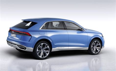 Audi Rs Q8 Concept Tipped For Geneva Auto Show