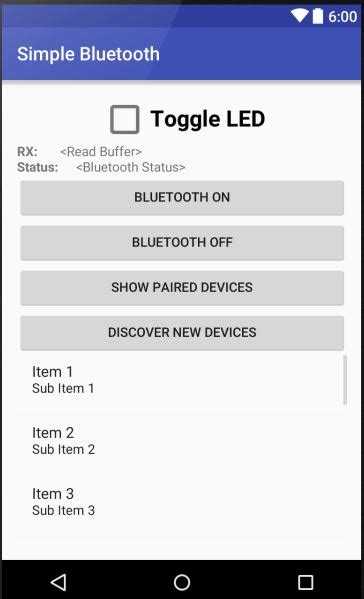 Téléchargement bluetooth android example github