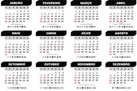 calendario espanol png