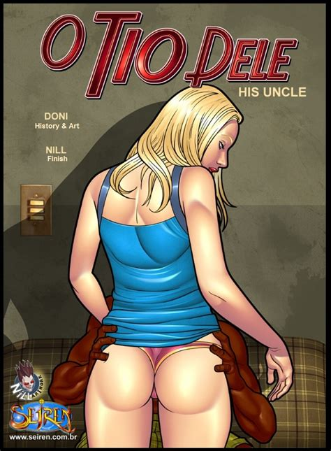 Seiren His Uncle 1 Comics Xd