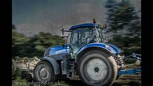 New Holland T7070 Blue Power  T7200 And Standen T2