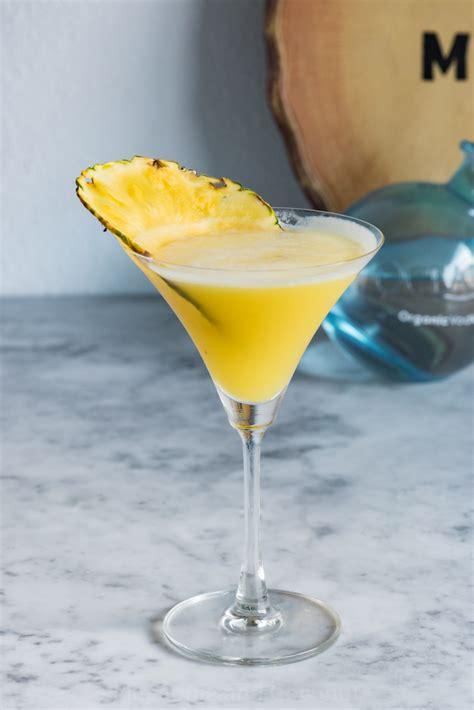 coconut martini aloha friday martini pineapple coconut martini