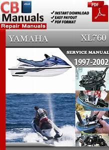 Yamaha Xl760 1997-2002 Online Service Repair Manual