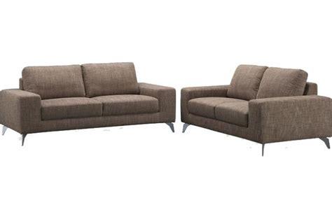 canapé deux places design canapé deux places bossa design pas cher sur sofactory